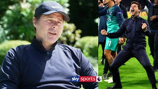 Mauricio Pochettino talks openly about his time at Tottenham and getting back in to management