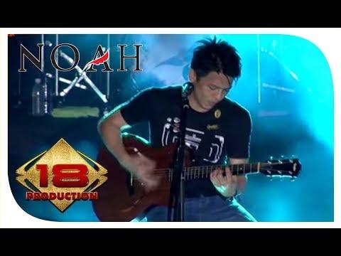 NOAH - TERBANGUN SENDIRI (Live Konser Kediri 4 Juni 2015)
