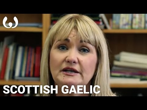 WIKITONGUES: Rosemary speaking Scottish Gaelic
