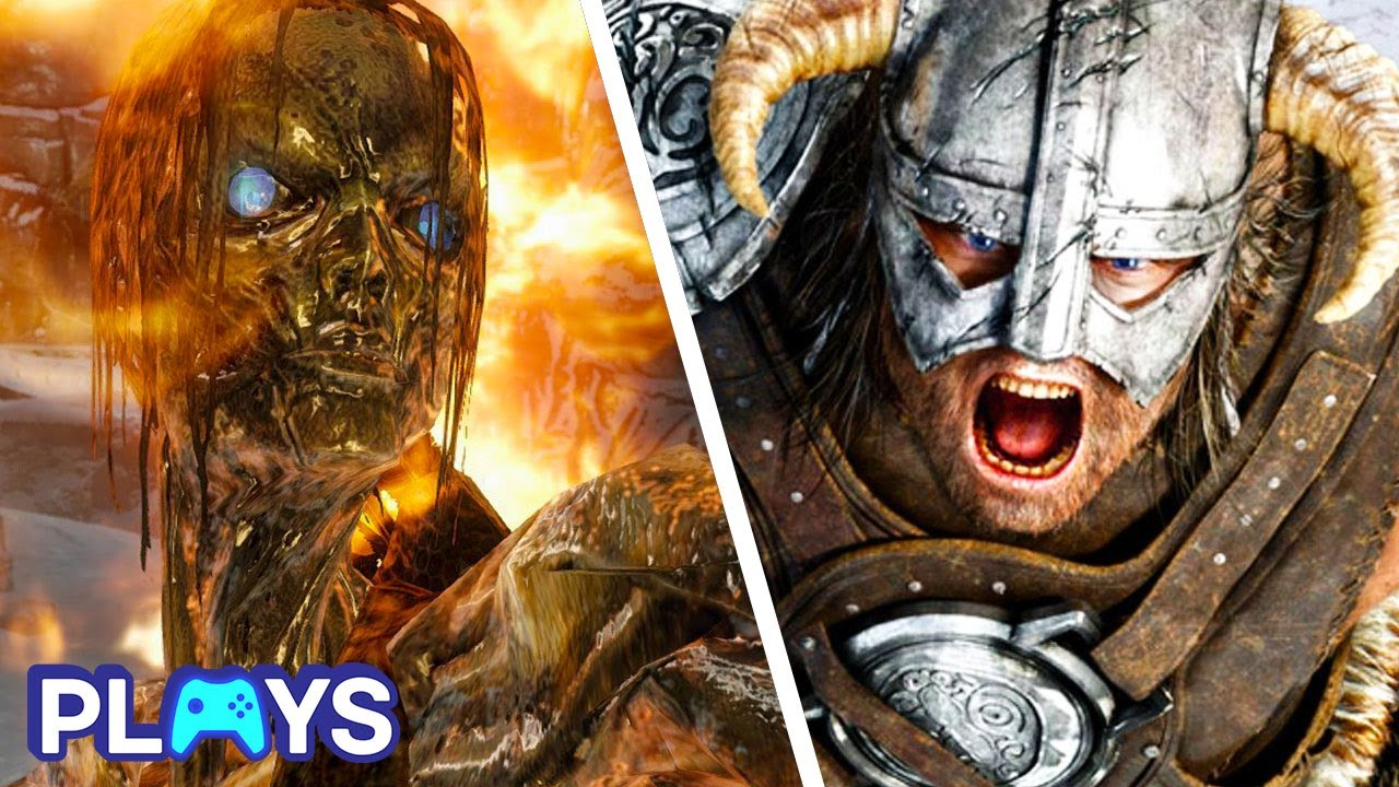 Creepiest Secrets in All Skyrim | MojoPlays thumbnail