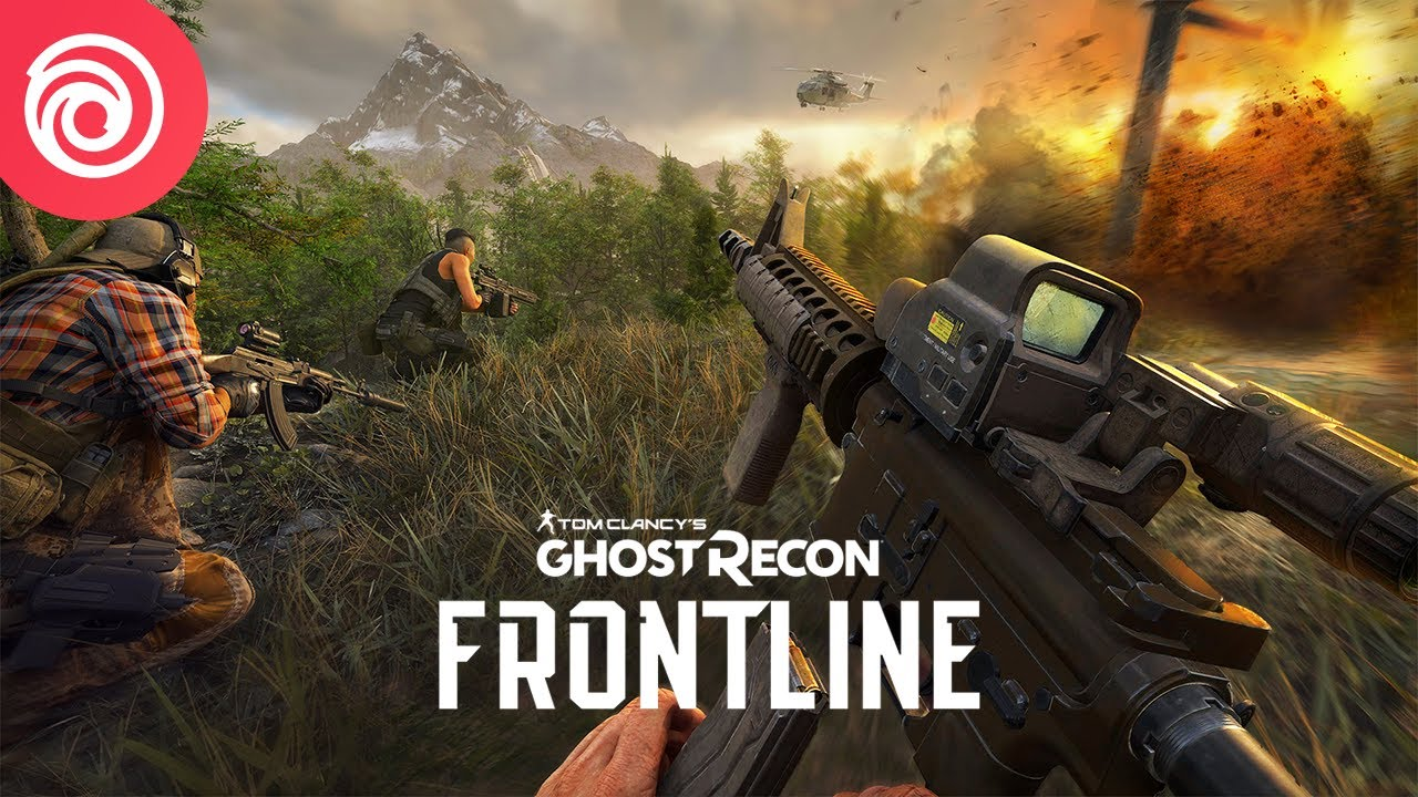 Download Ghost Recon Frontline - Full Announcement Video