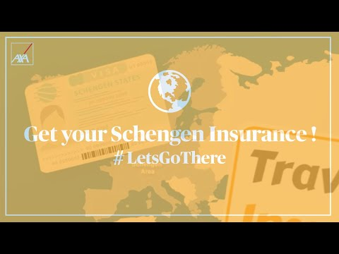 Going to the Schengen area? Get your Schengen insurance in few clicks