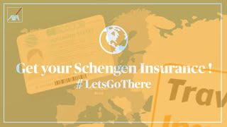 Schengen INSURANCE in few clicks