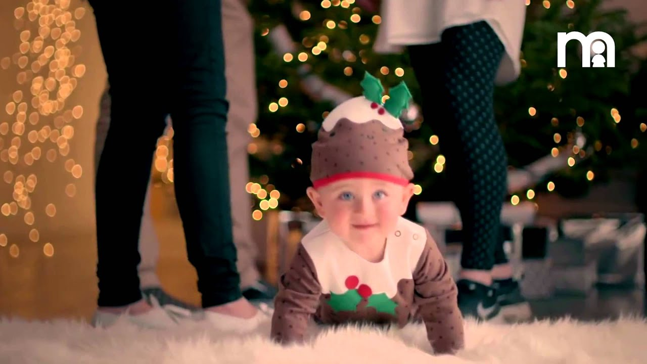 Christmas dress edmonton - Mothercare Christmas Pudding Baby Outfit