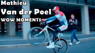 Mathieu van der poel - top 10 cycling wow moments