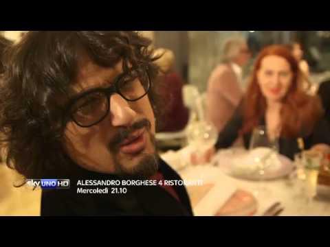 Alessandro Borghese 4 Ristoranti…e un solo Chef