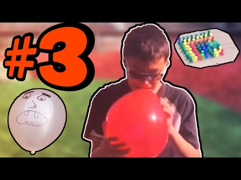 8 Ways To Pop A Water Balloon Part 3