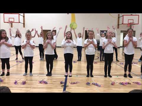 Jenison Christian School Good Friday/Easter Chapel 2019