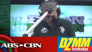 DZMM TeleRadyo: Duterte's 'build, build, build' won't place PH in debt trap: Diokno