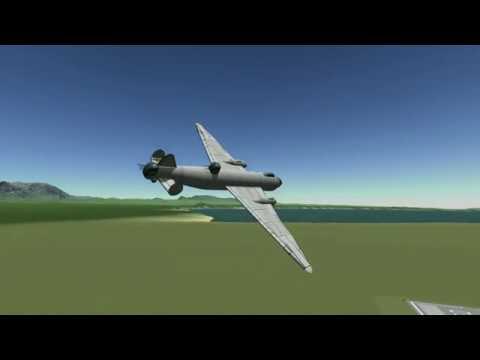 The short, unhappy life of the Avro Manchester + speedbuild! (KSP)