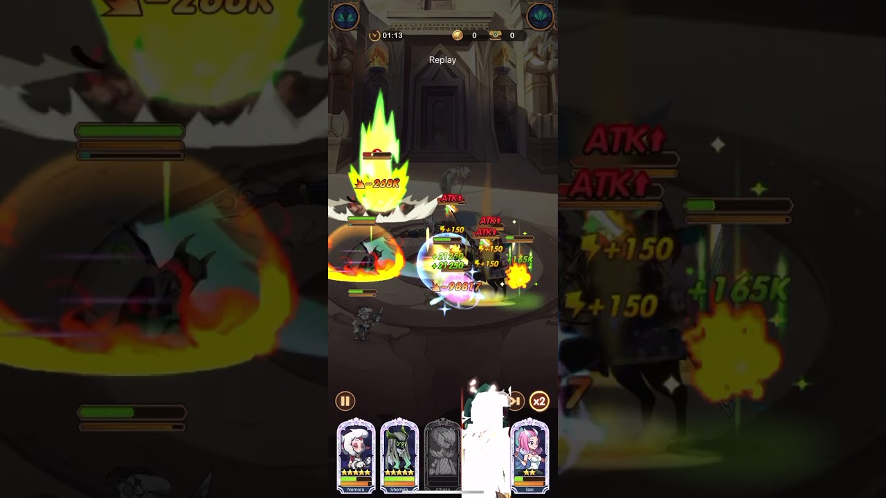 AFK Arena stage 25-38 - YouTube