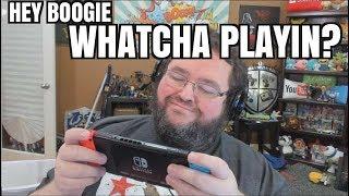 Hey, Boogie... Whatcha Playin?