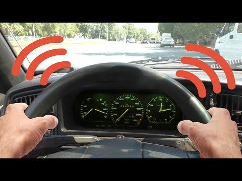 Бьет руль и педаль тормоза вибрация при торможении. Бьют тормоза
