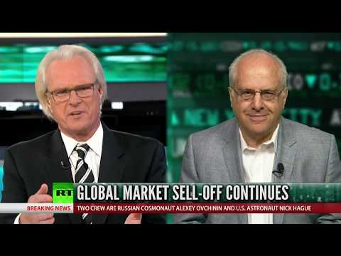 Global Market Sell-Off Continues
