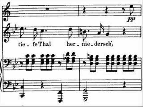 "Schubert ""Der Hirt auf dem Felsen"" Elly Ameling (Part I )"