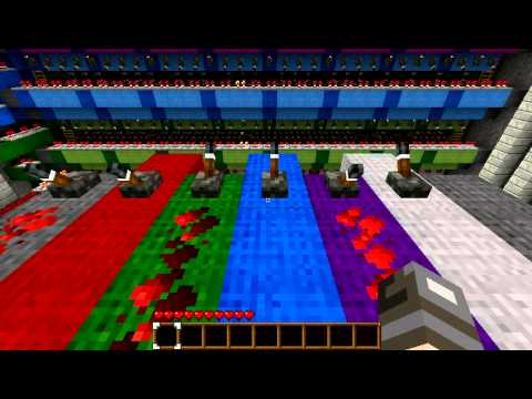 A Song on FVDiscos Minecraft 5 Channel Music Sequencer