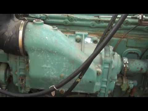 6 Cyl Detroit Diesel For Sawmill