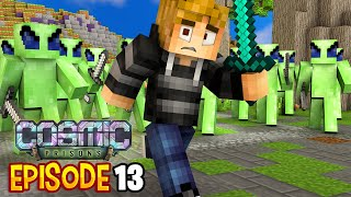 We Fought an Alien Invasion!! (Cosmic Prisons Ep.13)