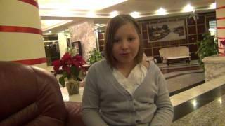 Видео-отзыв от Лизы об отеле Golden Five Emerald 5*(Отдых в отеле Emerald 5*, Египет, Хургада глазами десятилетнего ребенка. Видео Январь 2012 года Сайт центра туризм..., 2012-01-09T11:45:26.000Z)