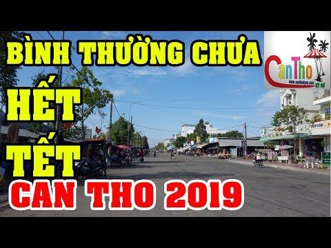 Can Tho Vietnam| CHỢ PHÚ THỨ SÁNG MÙNG 8 TET | Travel Cantho | Mekong Delta Vietnam | cần thơ ký sự