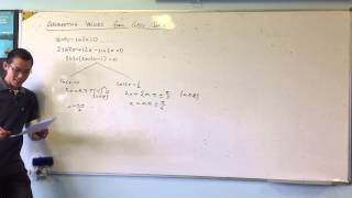 Overlapping General Solutions (2 of 2)