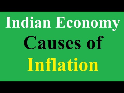 02 Causes of Inflation in India