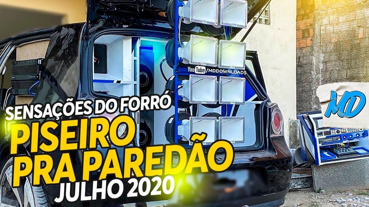 PISEIRO 2020 - SENSAÇÕES DO FORRÓ - PROMO JULHO 2020 (PISEIRO DE PAREDÃO)
