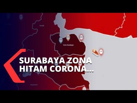 Pakar Epidemologi: Tingkat Penularan Corona di Surabaya Tertinggi di Indonesia