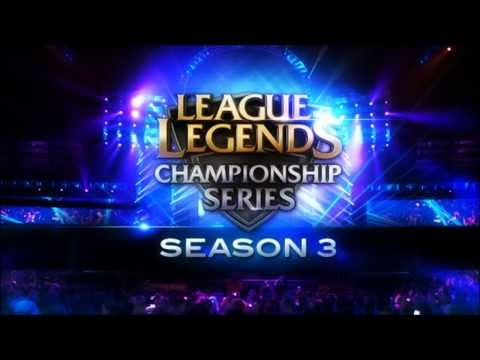 League Of Legends Championship Series Season 3 Dubstep Remix