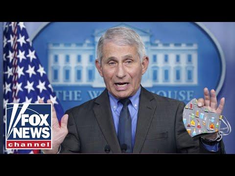 Sen. Cruz: Fauci has become a 'Saturday Night Live caricature'