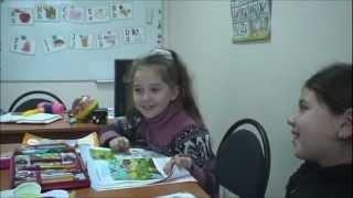 Урок английского в My English School, Одесса.wmv