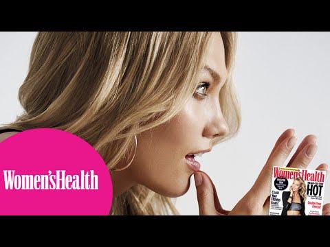 Karlie Kloss October 2016 Cover Shoot