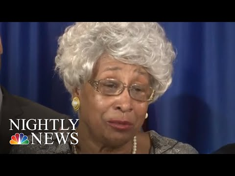 Georgia Officer Resigns After Dragging 65-Year-Old Black Woman From Car | NBC Nightly News