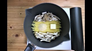 秋ですね ・オリーブオイルを入れないと 食べてる途中でガチガチに固ま...