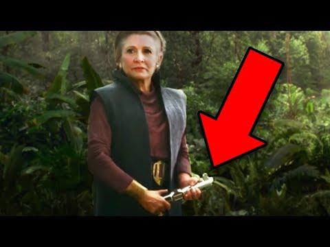 Star Wars Rise of Skywalker New Trailer Footage Breakdown!