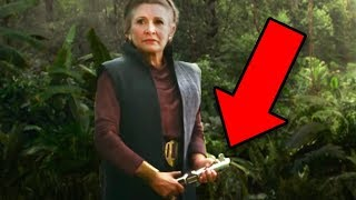 Star Wars Rise of Skywalker New Trailer Footage Breakdown!