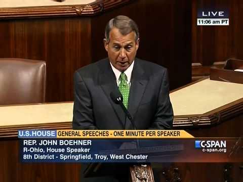 John Boehner: Small Biz Premium Increases Another Broken Obamacare Promise