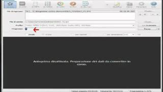 tutorial convertire DVD in DIVX con AVS Video Converter7.avi