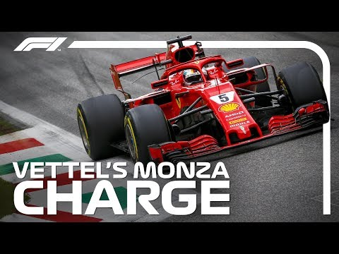 Vettel's Monza Charge | 2018 Italian Grand Prix