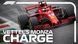 Download Video Vettel's Monza Charge | 2018 Italian Grand Prix MP3 3GP MP4