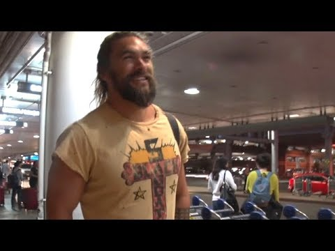Jason Momoa Gives His Answer To The NFL Controversy