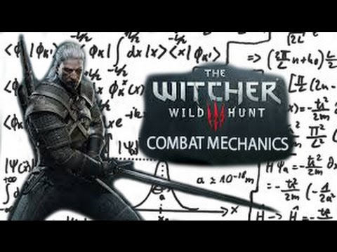 Witcher 3 - Combat Mechanics (Dodge, Parry, Mob's conterattack, Fist Fight)