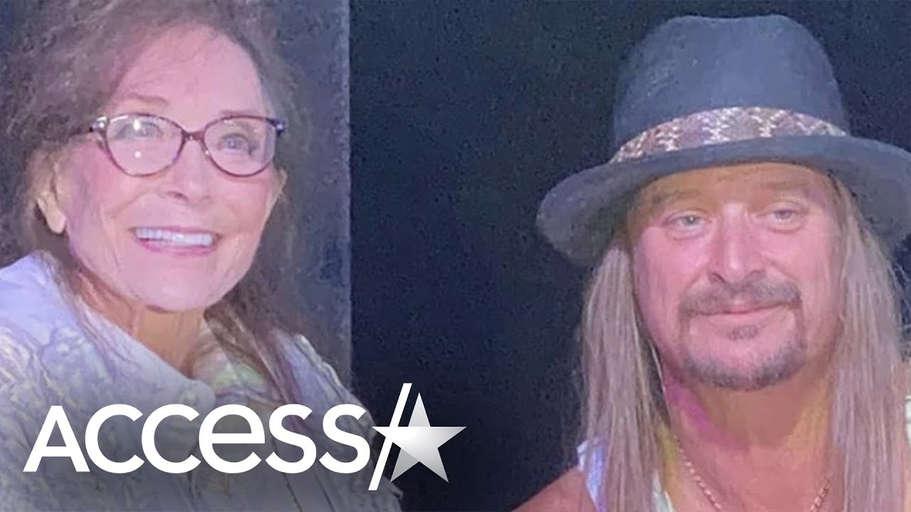 Country music icon Loretta Lynn 'marries' Kid Rock - 'It didn't last long'