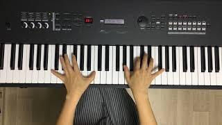 Stay In Memory 기억에 머무르다  (이루마) Yiruma Yamaha MX88