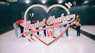 TWICE (트와이스)  - 'Heart Shaker' | 1theK Dance Cover Contest (by Double U)