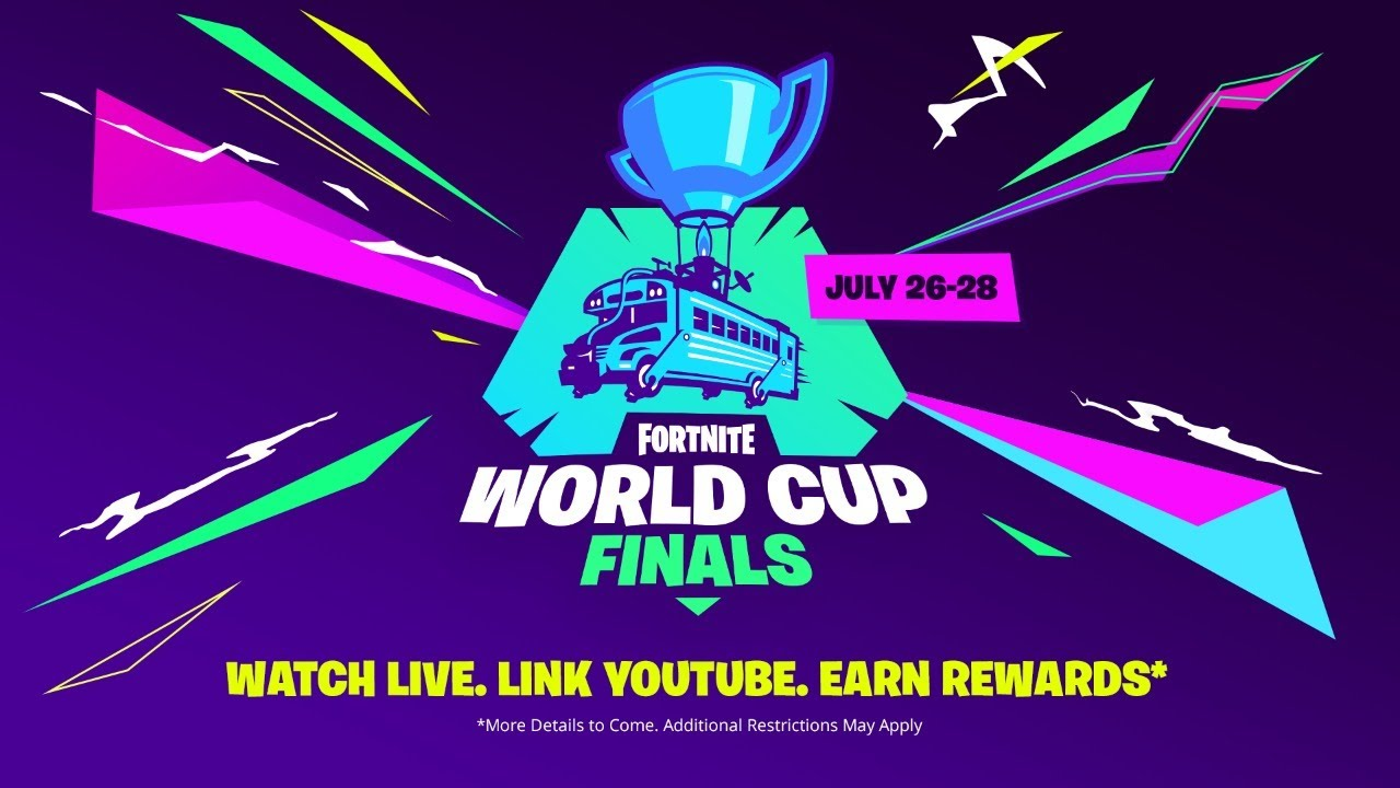 How to watch the Fortnite World Cup: Schedule, streams