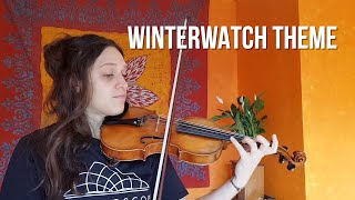 BBC Winterwatch - Kaleidoscope Orchestra Version