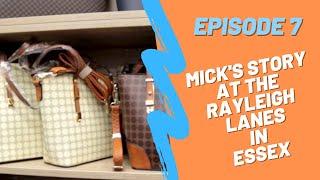 The Rayleigh Lanes - Mick (the bag man)