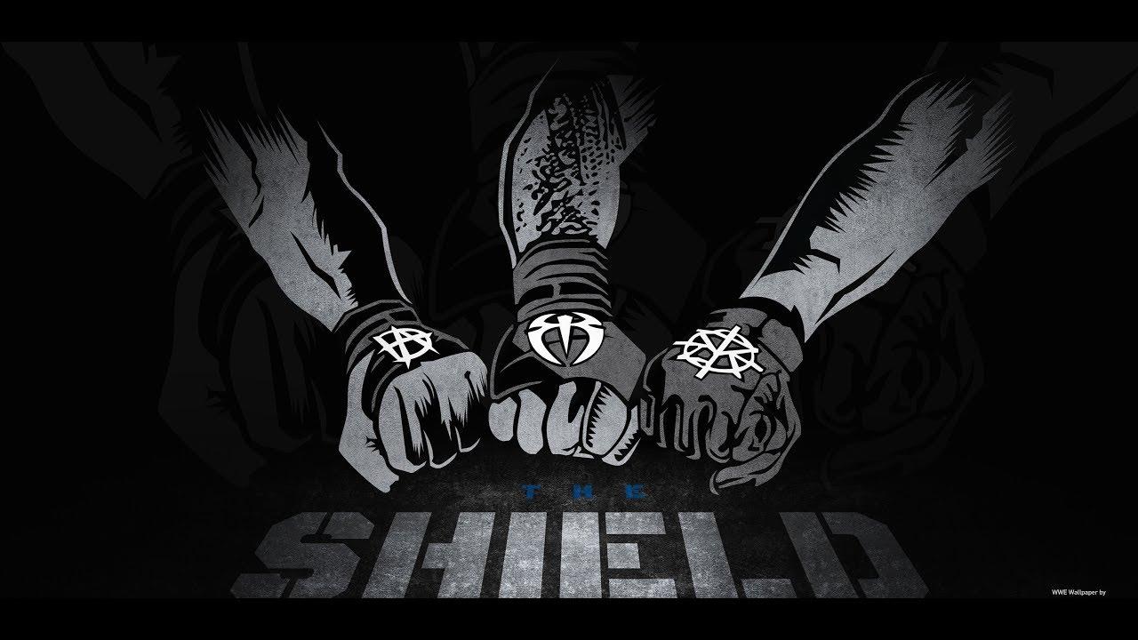 The Shield Custom Titantron 2018 Youtube