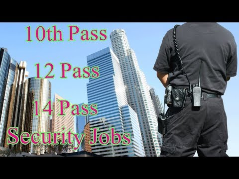 How to apply for Security jobs in Dubai